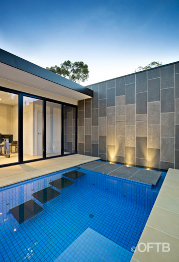 Landscaping Area Pool And Landscape Design Melbourne