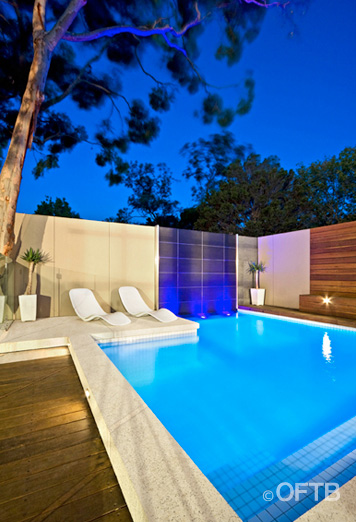 OFTB Melbourne landscaping, pool design & construction ...