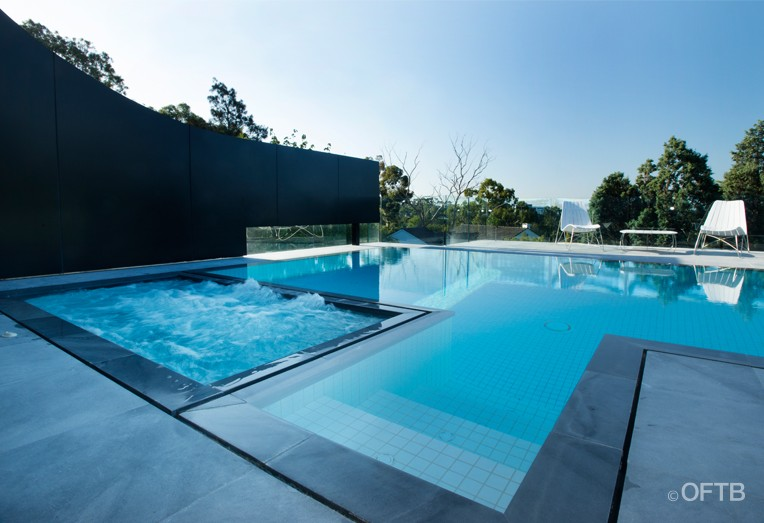 Images of building and construction - Oftb Melbourne Landscaping Pool Design Amp Construction