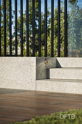 Oftb Melbourne Landscape Architecture Pool Design